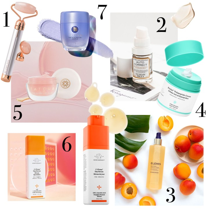 7 Products Essential to my MORNINGROUTINE