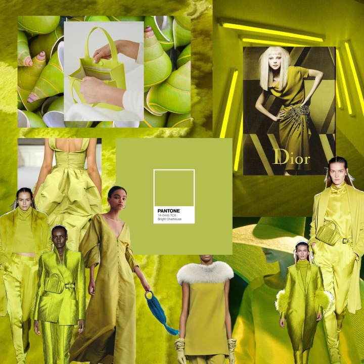 Fall '20 Color Story:CHARTREUSE