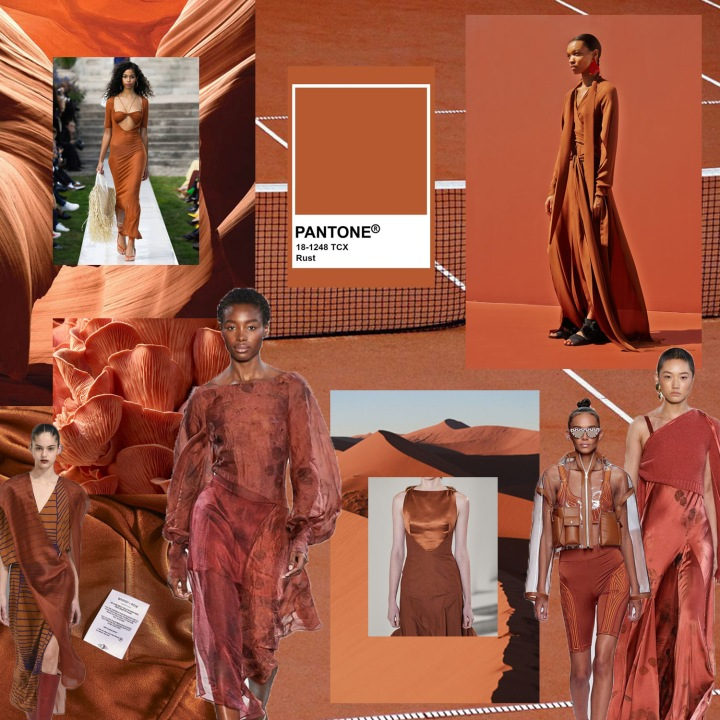Fall '20 Color Story:RUST